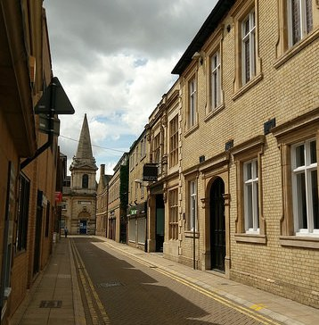 Street in Peterborough