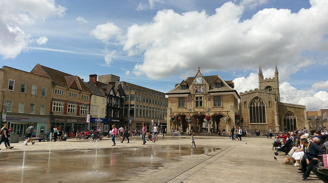 Peterborough Guildhall