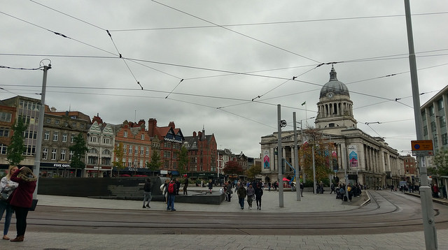 Nottingham Citycenter