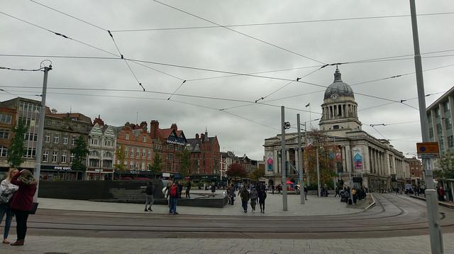 Nottingham Citycenter