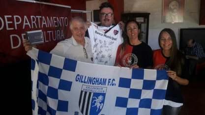 Gillingham & Newell's Old Boys