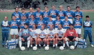 Sampdoria 1990-1991