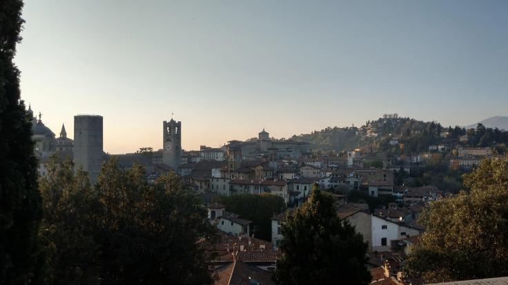 Bergamo-fort