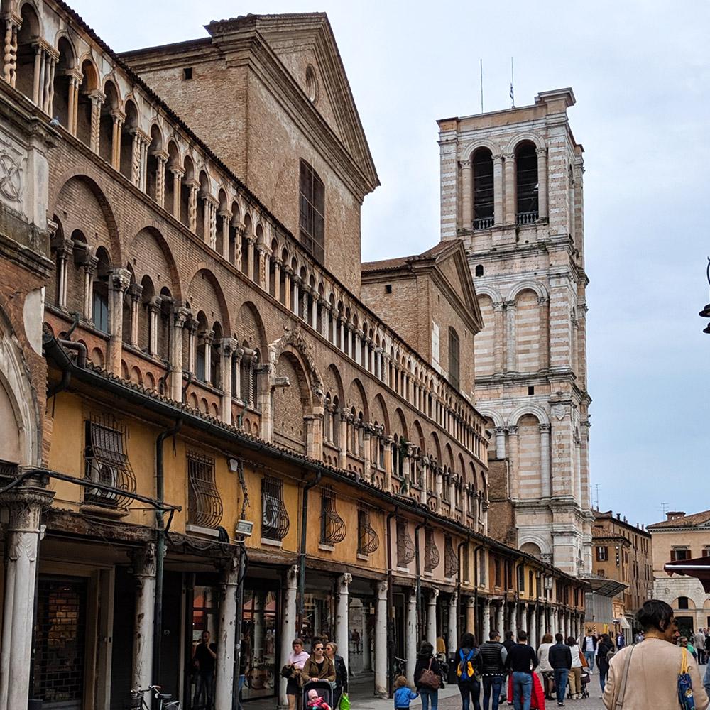 Ferrara Cattedrale