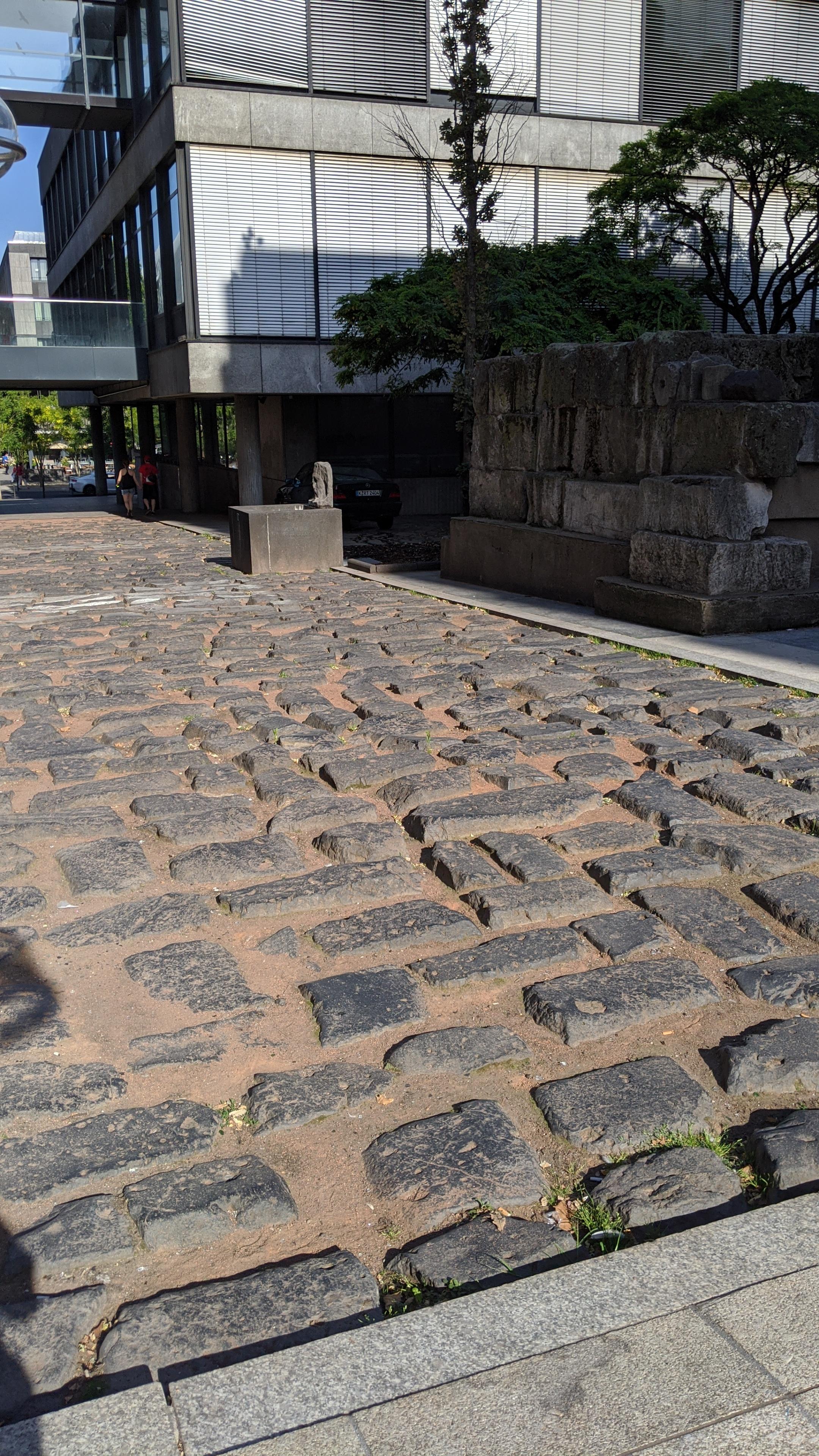 古羅馬大道遺跡