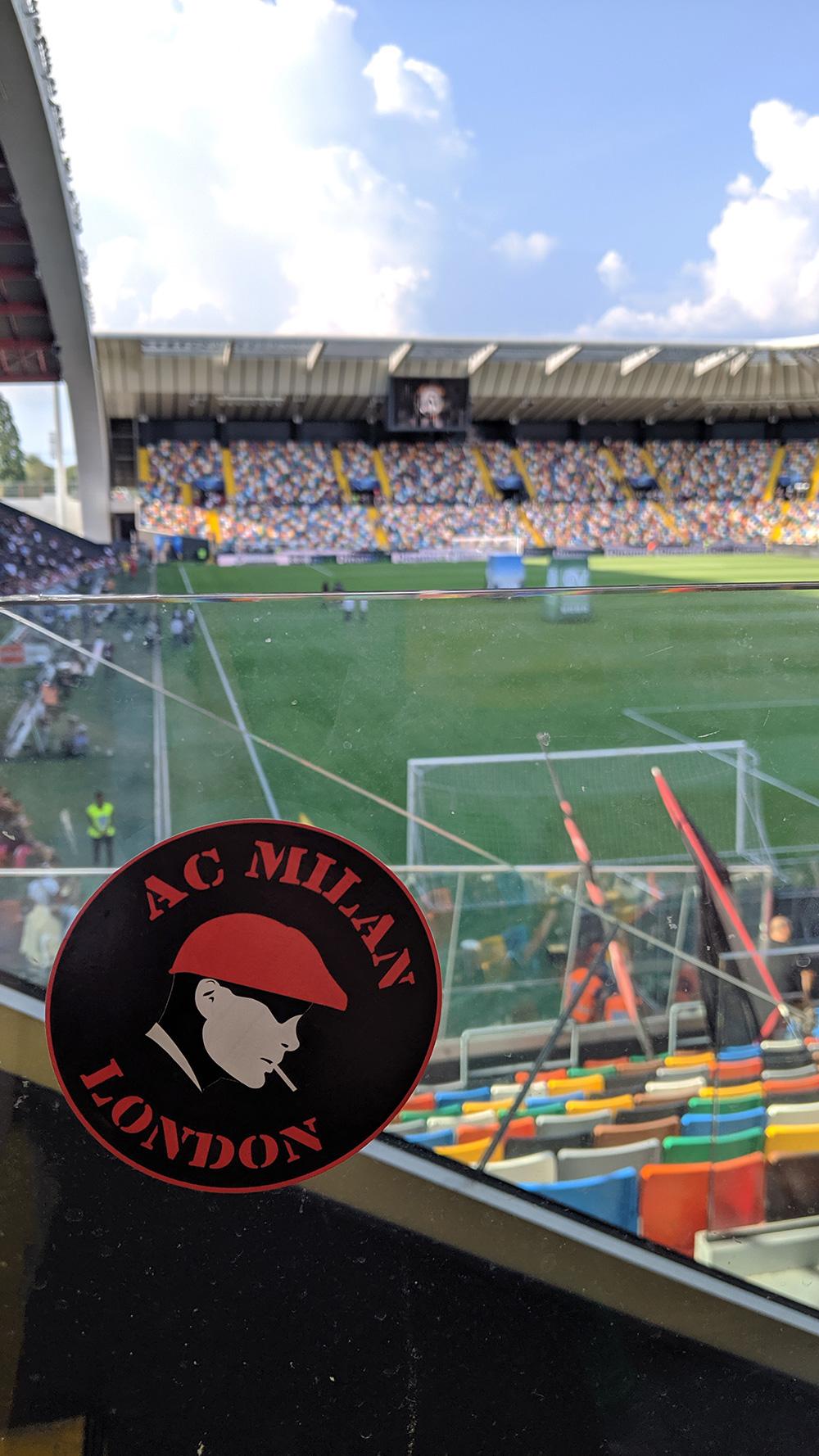 Milan Club London