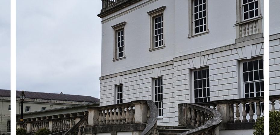 Queen's House front