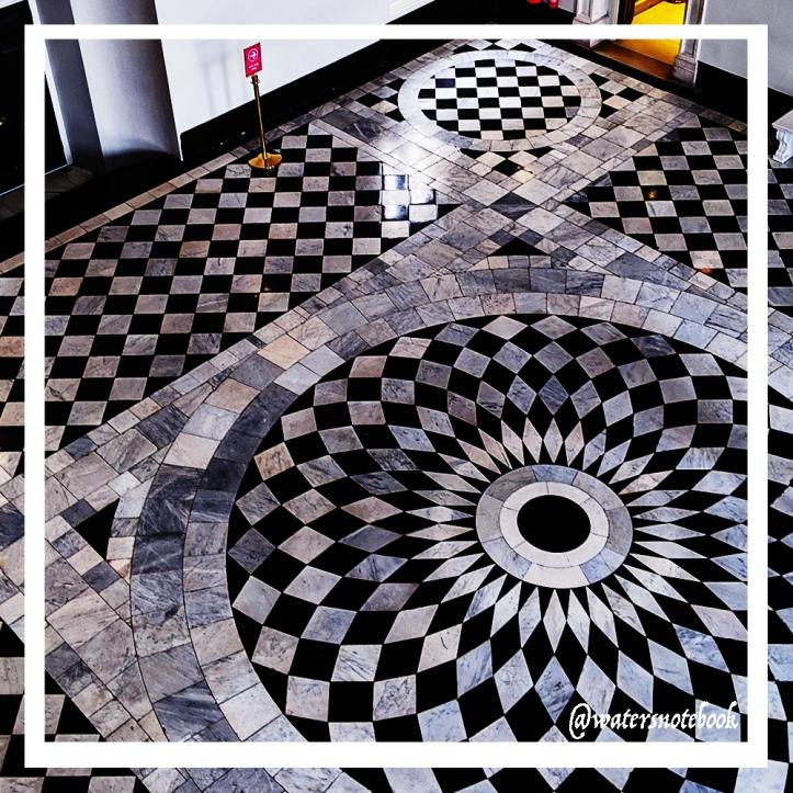 Queen's House floor